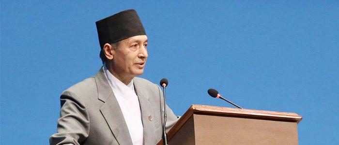 नेपाल विशेष सेवा विधेयक २०७६ राष्ट्रियसभामा पेश