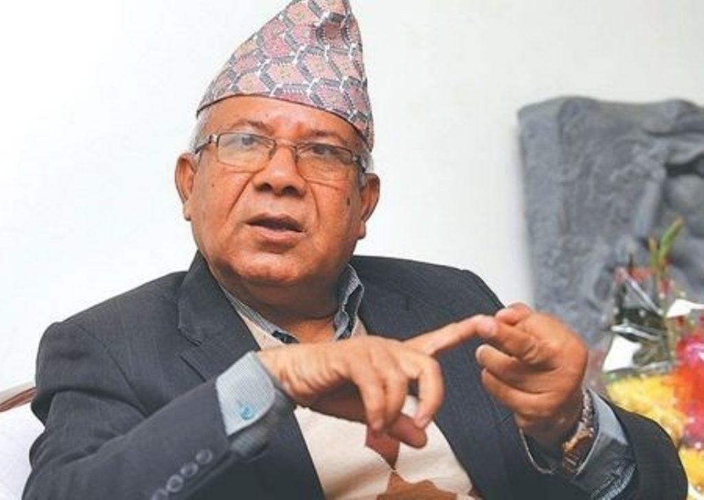भारतसँगको सिमानामा काँडेतार वा पर्खाल लगाउनु उपयुक्त हुने : पूर्व प्रधानमन्त्री  नेपाल