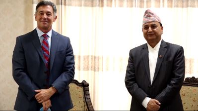 एमसीसीका विषयमा नेपाल सरकारले गरिरहेको कामको विषयमा अमेरिकी चासो
