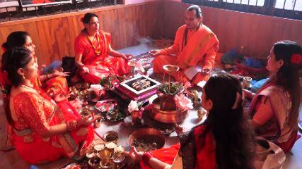 आज ऋषि पञ्चमी हिन्दु नारीहरुले सप्त ऋषिको पूजा आराधाना गरी मनाउदै