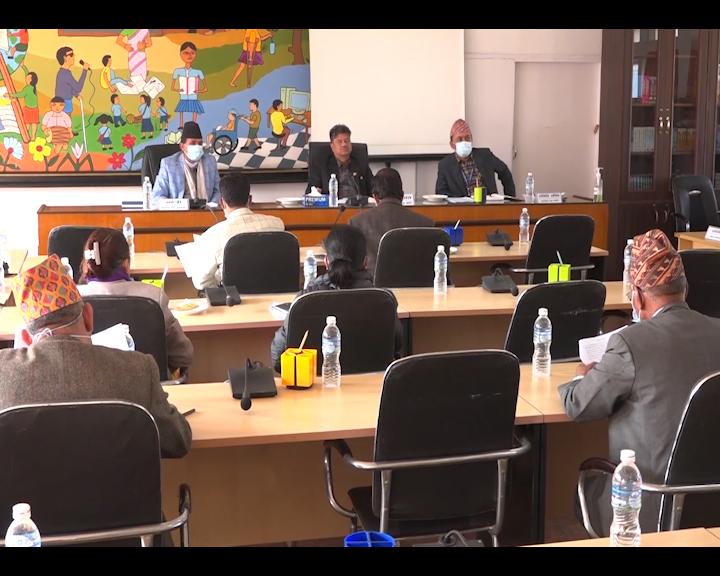 स्वास्थ्य सामग्री खरिदमा अनियमितता भएको संसदको सार्वजनिक लेखा समितिको ठहर