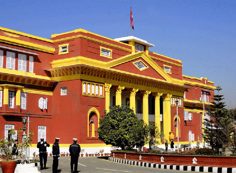 फागुन २३ मा संसद बैठक
