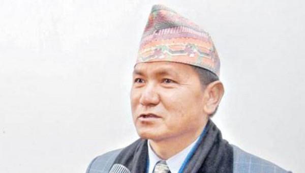 Prithivi subba Gurung
