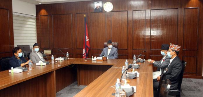 मन्त्रिपरिषद निर्णयः प्रदेश प्रमुख नियुक्तदेखि कार्यवाहक प्रधानसेनापतिको जिम्मासम्म