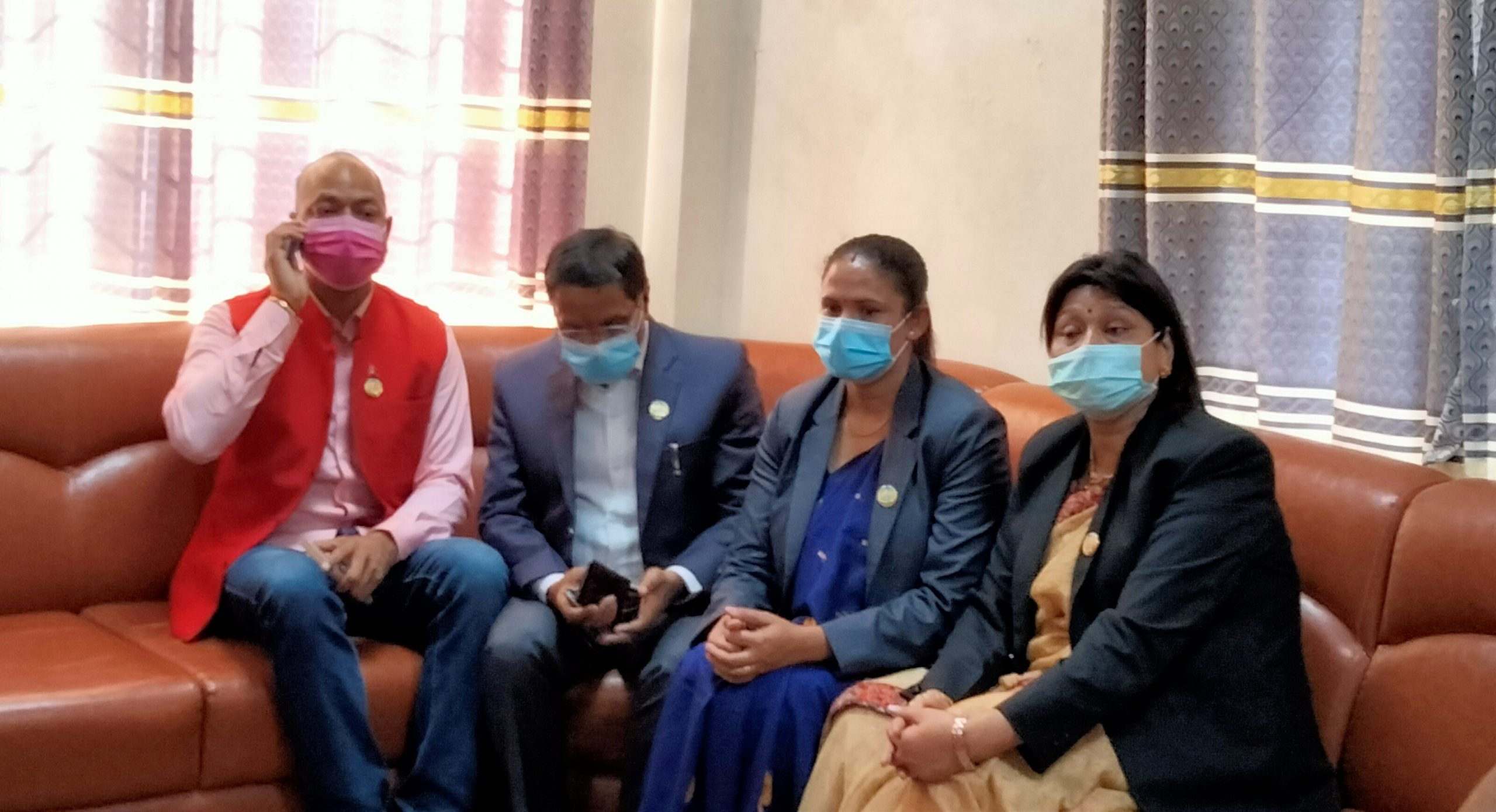 जसपाका लुम्बिनी प्रदेशका सांसद पदबाट मुक्त
