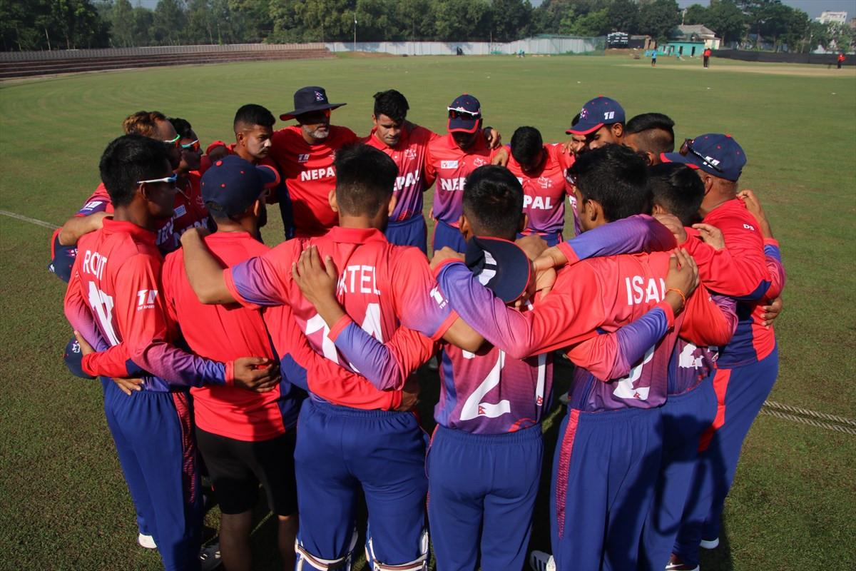 नेपाली राष्ट्रिय क्रिकेट टिमको नयाँ जर्सी सार्वजनिक