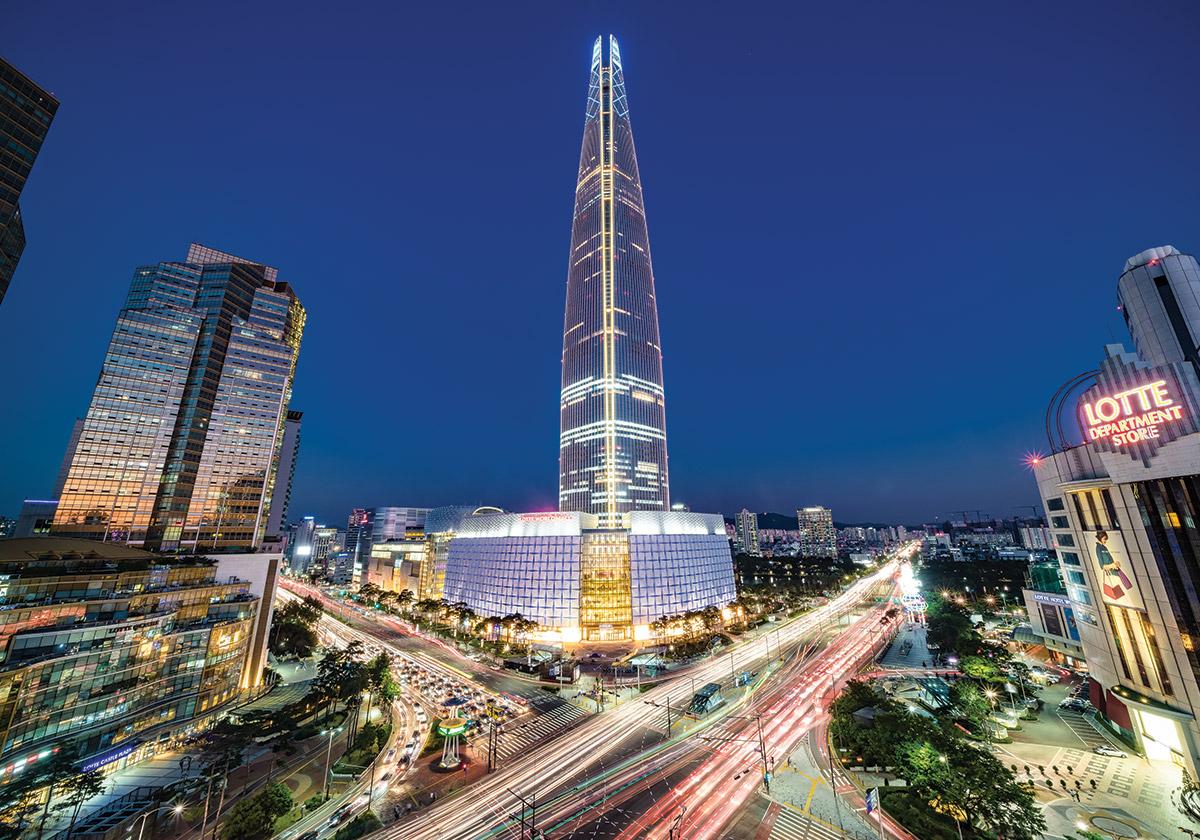 दक्षिण कोरियाको निर्यात २९.६ % ले वृद्धि भएर ५५ अर्ब ४४ करोड डलर