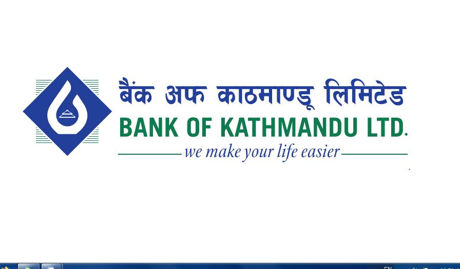 बैंक अफ काठमाण्डूकोडेबिट तथा क्रेडिट कार्ड बाहक महानुभावहरुकोलागी २०% सम्म छुट योजना सार्वजनिक